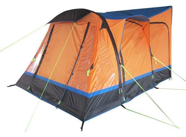 Loan & Go Awning Rental -Loopo Breeze Inflatable Campervan Awning With Inner Tent